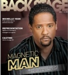 Blair Underwood Backstage Cover by Suzy Evans