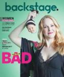 Katie Finneran Backstage Cover by Suzy Evans