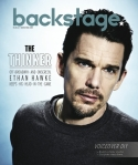 Ethan Hawke Backstage Cover by Suzy Evans